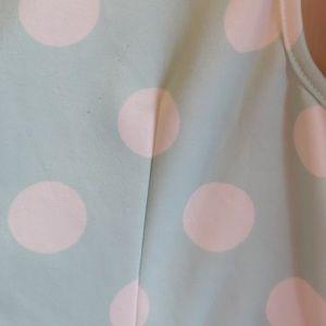lily by firmiana Dresses - polka dot vintage style pouf dress